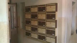 Montáž poštovních schránek